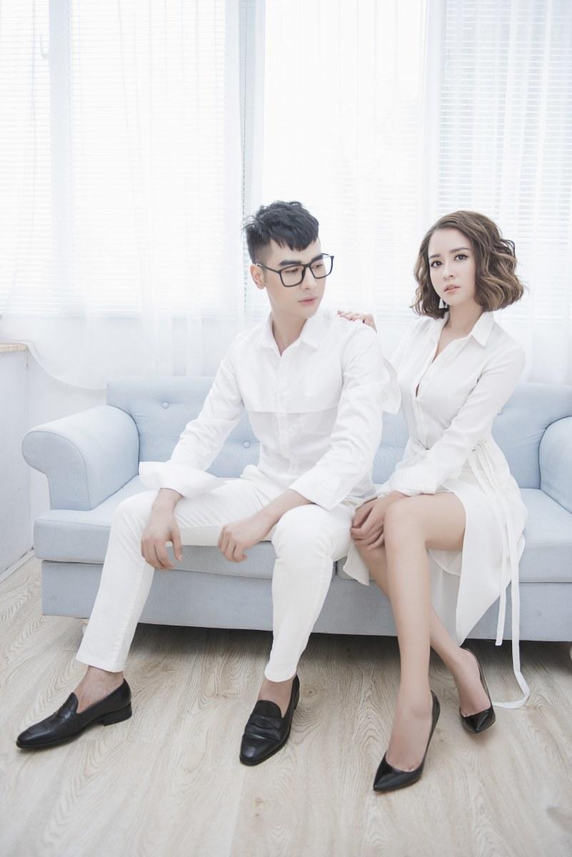 Hot boy Hà thành mập mờ chuyện tình cảm với diễn viên Thùy Dương