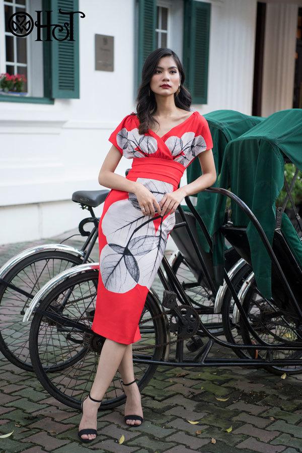 Quán quân Next Top Kim Dung gợi ý mặc đẹp mùa Thu