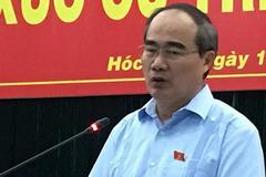 Bí thư Nguyễn Thiện Nhân: 'Phải biết lo sợ khi dân không hài lòng'