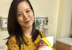 MC Minh Trang vừa sinh con lần 3