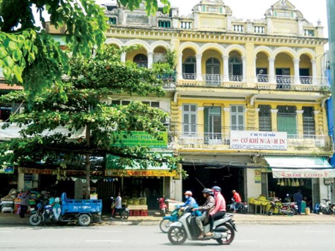 Đi tìm tung tích người giàu thứ tư Sài Gòn xưa