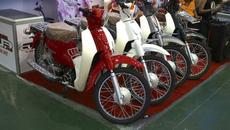 """Hàng loạt xe máy Honda, Suzuki ở Việt Nam bị """"nhái"""" kiểu dáng"""