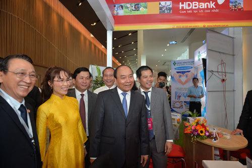 HDBank kết nối DN tại Diễn đàn Đầu tư Đà Nẵng 2017