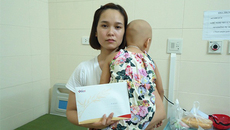 Hơn 12 triệu động đến với bé Hoa Thị Thanh Huyền bị ung thư phần mềm