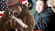 'Biệt đội tử thần' Mỹ tới bán đảo Triều Tiên