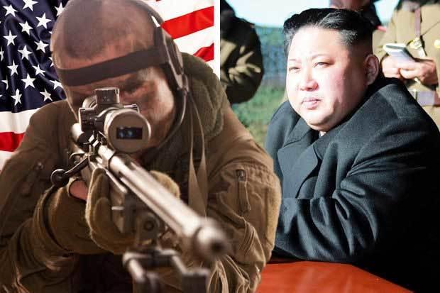 Biệt đội tử thần, Mỹ , Triều Tiên, hạt nhân Triều Tiên