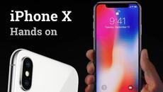 Apple tung chiêu khoe màn hình OLED trên iPhone X