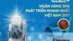 VietinBank - Ngân hàng SME phát triển nhanh nhất Việt Nam 2017