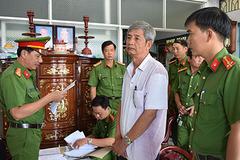 Bắt nguyên Giám đốc Sở KH&CN tỉnh Trà Vinh