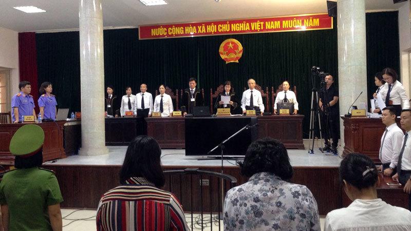 Châu Thị Thu Nga lừa đảo, đại biểu Quốc hội, Dự án B5 Cầu Diễn