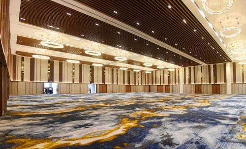 Khánh thành Cung Hội nghị quốc tế Ariyana phục vụ APEC