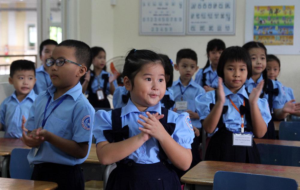 giáo dục sớm, tiểu học, mầm non, học sinh