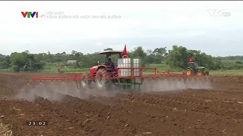 Rộng mở đường hội nhập cho ngành mía đường