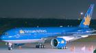 Máy bay Vietnam Airlines hạ cánh khẩn cấp tại Ấn Độ