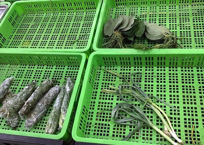 rau xanh tăng giá mạnh, rau củ trung quốc, rau xanh, mưa lũ