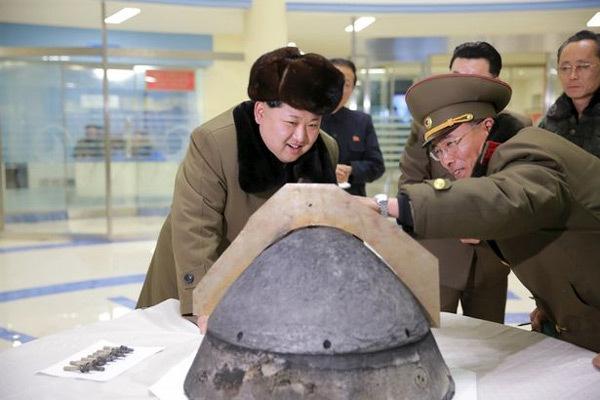 Tình hình Triều Tiên, bom xung điện từ, vũ khí Triều Tiên