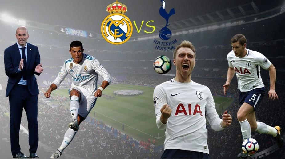 Real Madrid vs Tottenham: Bữa tiệc tấn công