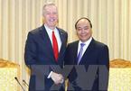 Thủ tướng tiếp Đại sứ Hoa Kỳ chào từ biệt
