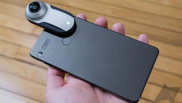 Công ty của cha đẻ Android bị kiện vì công nghệ smartphone lắp ráp