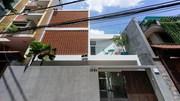 Nhà gạch xếp đón nắng, đẹp lung linh giữa Sài Gòn