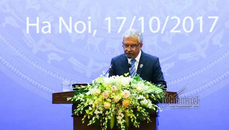 Việt Nam tự hào là thành viên có trách nhiệm của LHQ