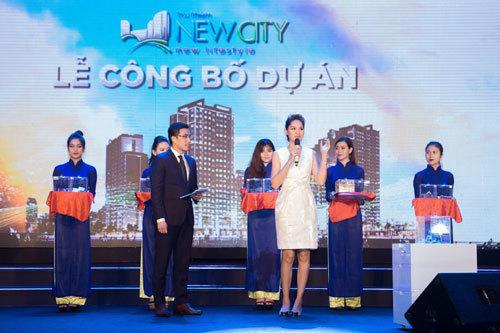 Ra mắt dự án căn hộ New City