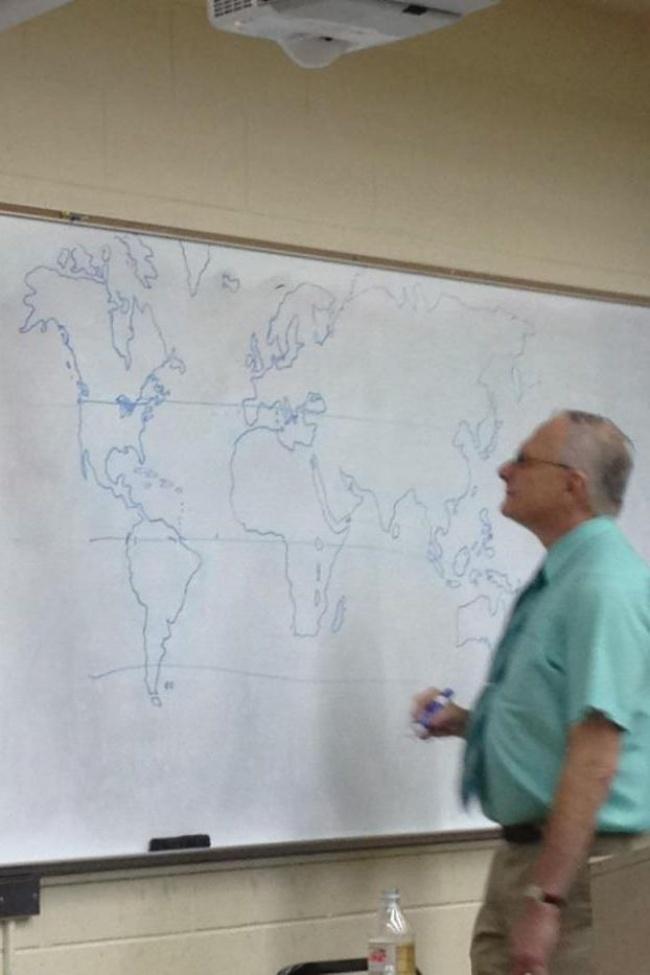 Những giáo viên hài hước nhất thế giới