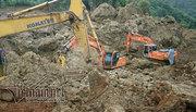 Sạt lở vùi lấp 18 người: Tìm thấy thêm 2 thi thể và cánh tay