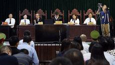 Đại án Oceanbank: 18 bị cáo kháng cáo không có Hà Văn Thắm