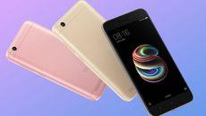 Xiaomi ra mắt Redmi 5A, một trong những smartphone rẻ nhất thế giới