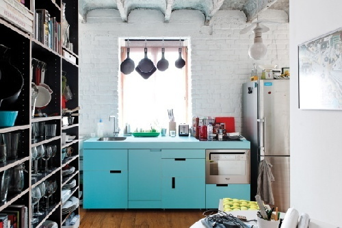Những bí quyết tuyệt vời để bếp nhỏ hóa rộng thênh thang