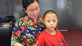 Mẹ nghèo khóc thầm khi con thơ thèm khỏi bệnh