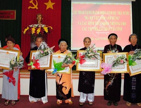 Mẹ kế có được phong danh hiệu Mẹ Việt Nam Anh hùng?
