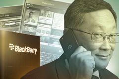 """BlackBerry thoát khỏi cảnh """"sống trong sợ hãi"""""""