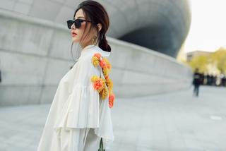 """Diễm My 9X sáng bừng tại Seoul với """"Em hoa"""""""
