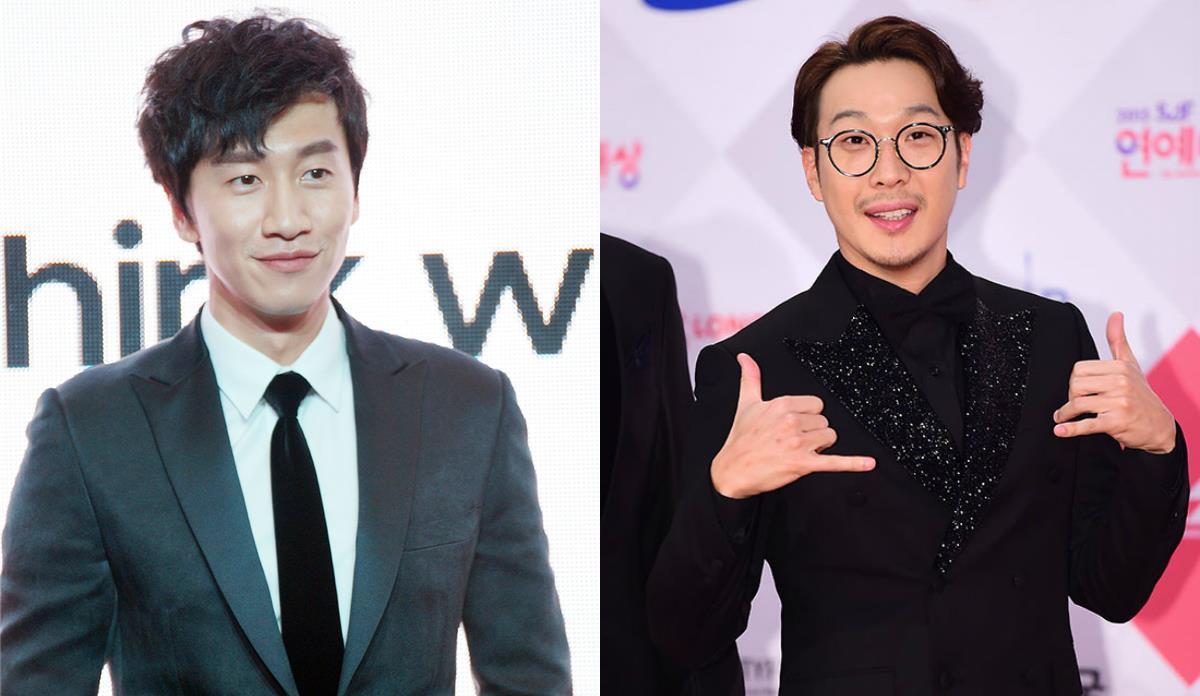 Hai ngôi sao Haha và Lee Kwang Soo đến Việt Nam