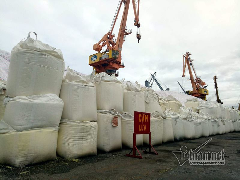 Lưu huỳnh,Thảm hoạ môi trường,Cảng Hải Phòng