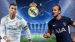 """Real 0-0 Tottenham: Ronaldo """"đọ súng"""" Harry Kane (H1)"""