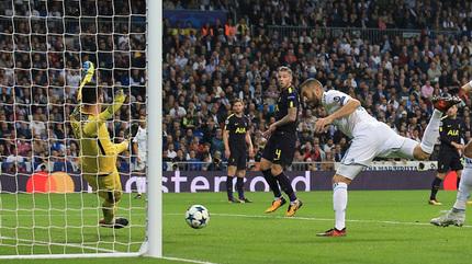 """Lloris bắt """"lên thần"""", buộc Real cưa điểm Tottenham"""