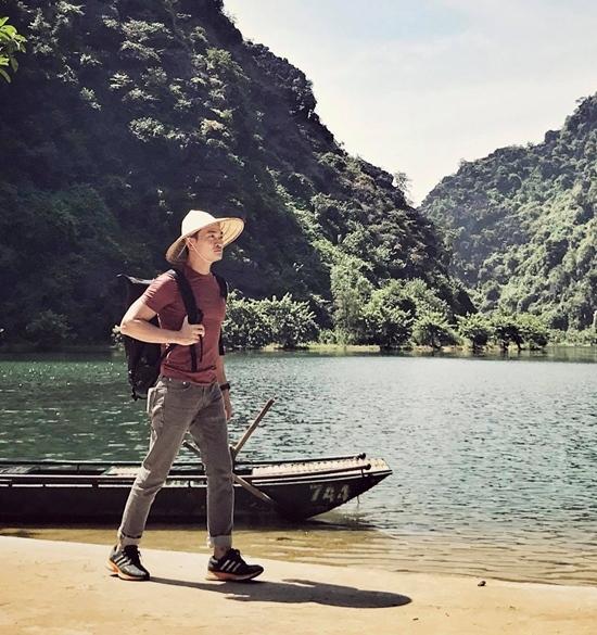 Hoa hậu Phạm Hương