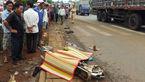 Trên đường đi học, nam sinh lớp 9 bị xe tải cán tử vong