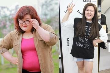 Chuyện của nữ diễn viên 127kg ba lần phẫu thuật thẩm mỹ