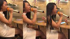 """Cô gái gây sốt với bản cover """"Em gái mưa"""" phiên bản tiếng Hàn"""