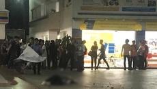 Sinh viên Trường ĐH Hutech tử vong do mảng bê tông rơi trúng đầu