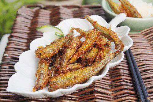 Những cách chế biến cá cơm ngon