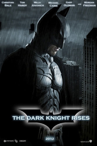 """""""The Dark Knight Rises"""" rules N. America box office for 2nd weekend"""
