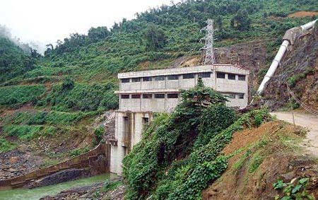Complicated administrative procedures wither hydropower plants