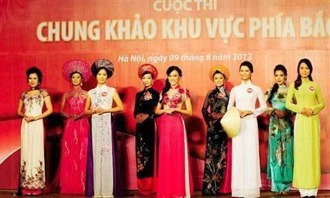 Northern beauties enter Miss Vietnam finals