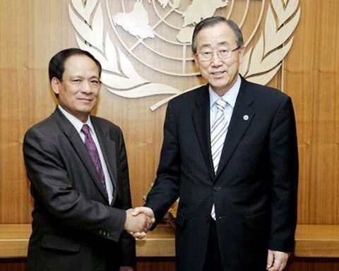 VN nominates Le Luong Minh as new ASEAN Secretary General
