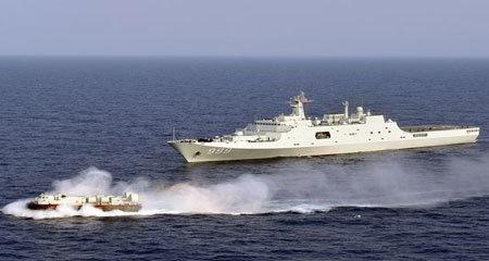 Tiêu điểm - Trung Quốc tung quân bài hải quân ra Biển Đông